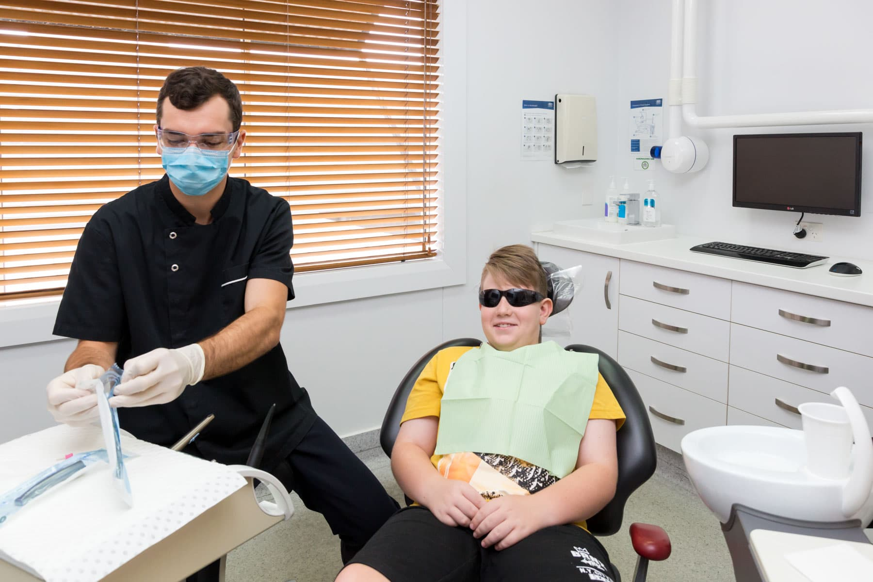 School Holiday dental checkups